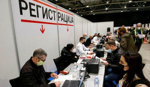 U subotu vakcinisano preko 10 hiljada Beograđana 9