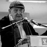 Sahrana Vlaste Velisavljevića 27. marta na Novom groblju u Beogradu 7