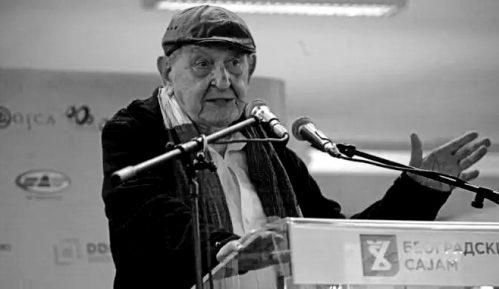 Sahrana Vlaste Velisavljevića 27. marta na Novom groblju u Beogradu 5