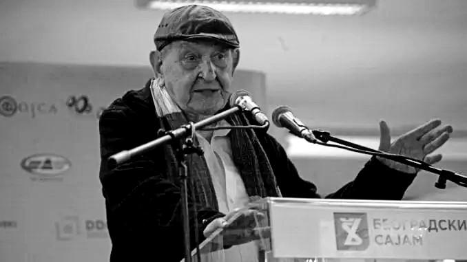 Sahrana Vlaste Velisavljevića 27. marta na Novom groblju u Beogradu 1