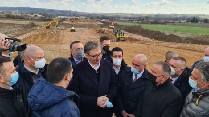 Vučić: Saobraćajnica Iverak - Lajkovac biće gotova do decembra 2022. 5