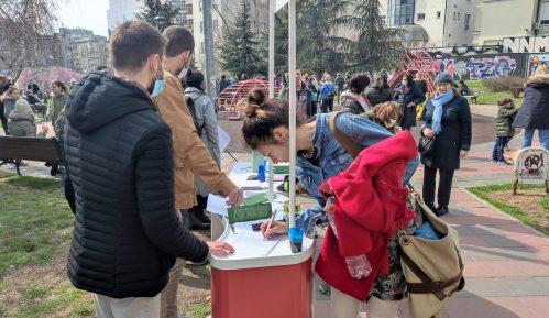 """NDBGD: Građani podržali ideju """"Za park na Slaviji"""" 15"""