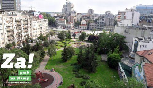Ne davimo Beograd: Ne treba se igrati voljom građana da ostane park na Slaviji 6