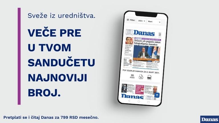 """Kompanija """"Milenijum tim"""" tužila pokret Ne davimo Beograd 2"""