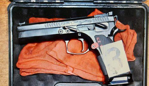 Hapšenje u Požarevcu zbog nedozvoljenog držanja oružja 11