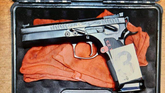 Hapšenje u Požarevcu zbog nedozvoljenog držanja oružja 7