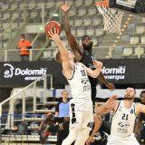 Partizan izgubio od Trenta, ugrozio plasman u četvrtfinale 13