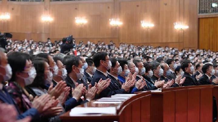 Najviše savetodavno telo Kine podržalo odluku o unapređenju izbornog sistema u Hongkongu 1