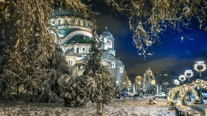 U Srbiji sve manje snežnog pokrivača 4
