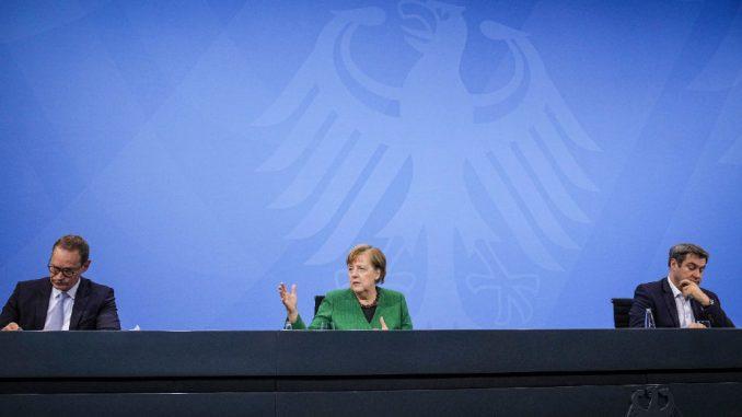 Merkel objavila strože mere zatvaranja u Nemačkoj, posebno tokom uskršnjih praznika 5