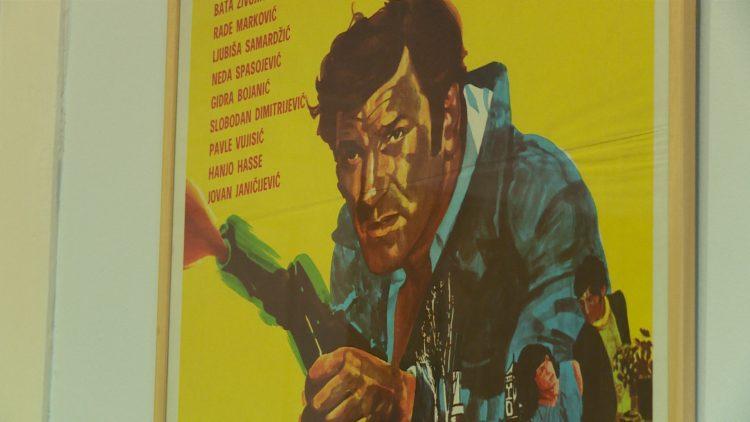 """Izložba """"Filmski plakat 1945-1970"""" u DKC od 1. aprila 1"""