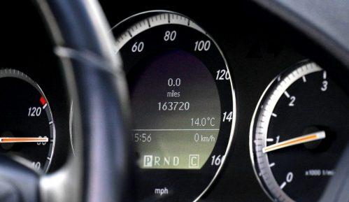 Polovina vozača se ne pridržava propisanih ograničenja brzine 8