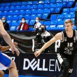 Košarkaši Partizana pobedili Mornar u ABA ligi 3