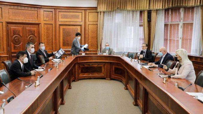Mihajlović kineskoj kompaniji CMEC: Neprihvatljiva dinamika radova na projektu TE Kostolac B3 5