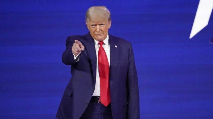 Tramp ne osniva novu stranku, spreman da se opet kandiduje 3