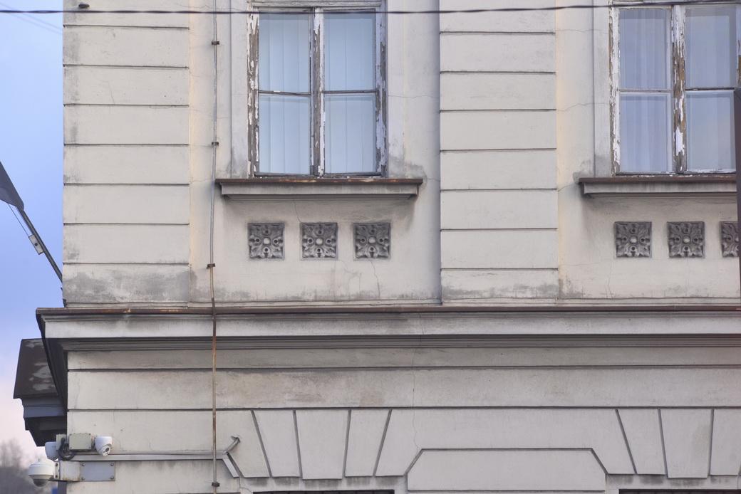 Počela restauracija fasade Privrednog suda u Beogradu 2