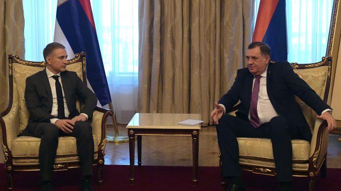 Stefanović: Srbija želi da nastavi da snažno investira u Republiku Srpsku 4