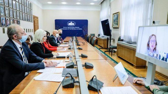 Mihajlović sa predsednicom EBRD: Srbija da bude lider u energetskoj tranziciji i zelenoj energiji 5