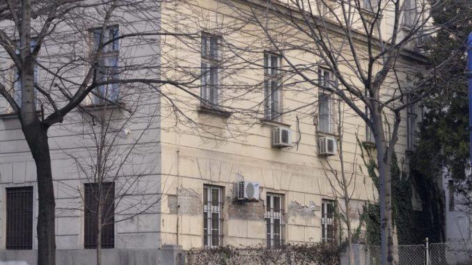 Počela restauracija fasade Privrednog suda u Beogradu 5