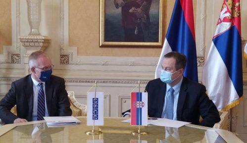 Dačić i Bratu: Spremnost za nastavak konstruktivne saradnje bazirane na poverenju 1