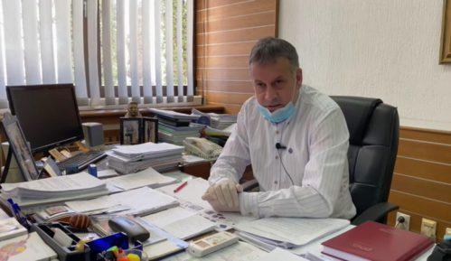 Opšta bolnica Pirot i dalje u kovid sistemu 15