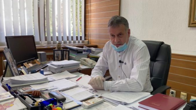 Opšta bolnica Pirot i dalje u kovid sistemu 1