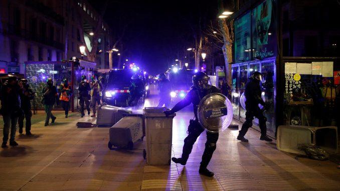 U Španiji uhapšeno osam optuženih za pokušaj ubistva policajca 4