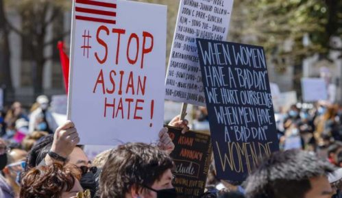 Stotine u Atlanti zatražile pravdu za ubijene u spa centrima 14