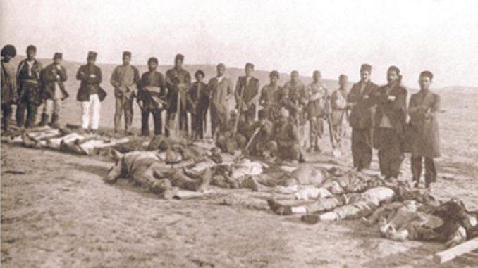 Obeležavanje 103. godišnjice genocida nad Azerbejdžancima 1