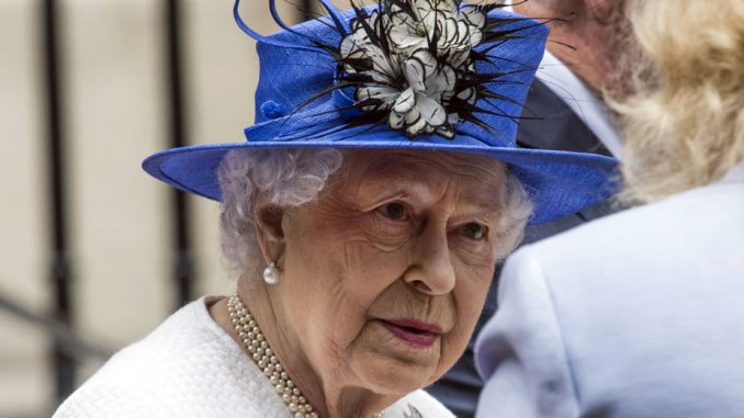 Britanska kraljevska porodica zajedno na Dan Komonvelta 6
