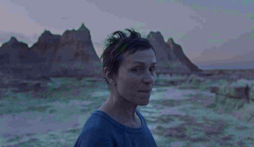 """""""Zemlja nomada"""" najbolji film po izboru američkih kritičara 11"""