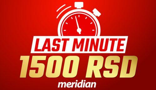 Dobitni tiket kako god okreneš - Preuzmi 1.500 dinara na poklon 11