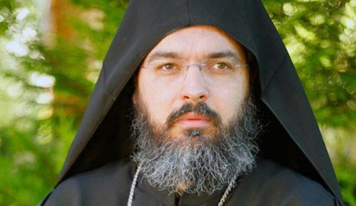 Episkop dalmatinski Nikodim zaražen korona virusom, zadržan u bolnici u Beogradu 13