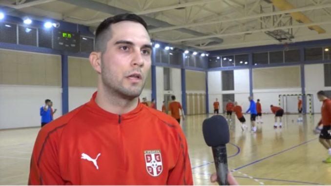 Futsal kvalifikacije za EP: Severna Makedonija – Srbija 1:6 (1:4) 3