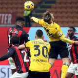 Milan podneo tužbu protiv rasističkih ispada navijača Lacija 1