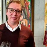 Vučić se izvinio vinarima u Istri (VIDEO) 2