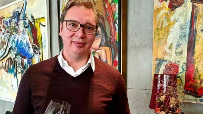 Vučić se izvinio vinarima u Istri (VIDEO) 3