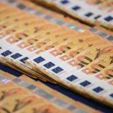 Bruto devizne rezerve NBS-a na kraju marta za 852,8 miliona veće nego u februaru 12