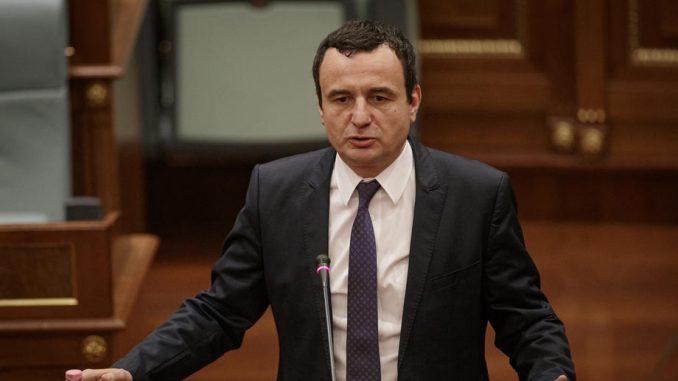 Kurti zatražio od Grčke da prizna nezavisnost Kosova 3