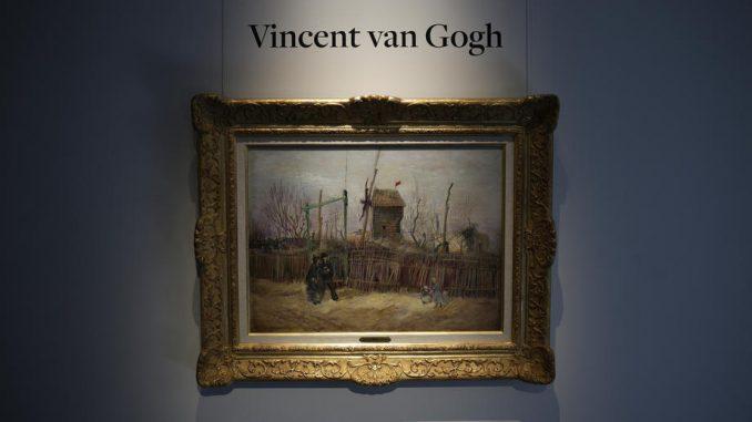 Van Gogova slika prodata za 13 miliona evra na aukciji u Parizu 4