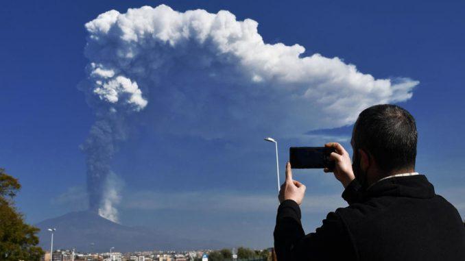 Ko ima veći uticaj na klimu - vulkan ili čovek? 5