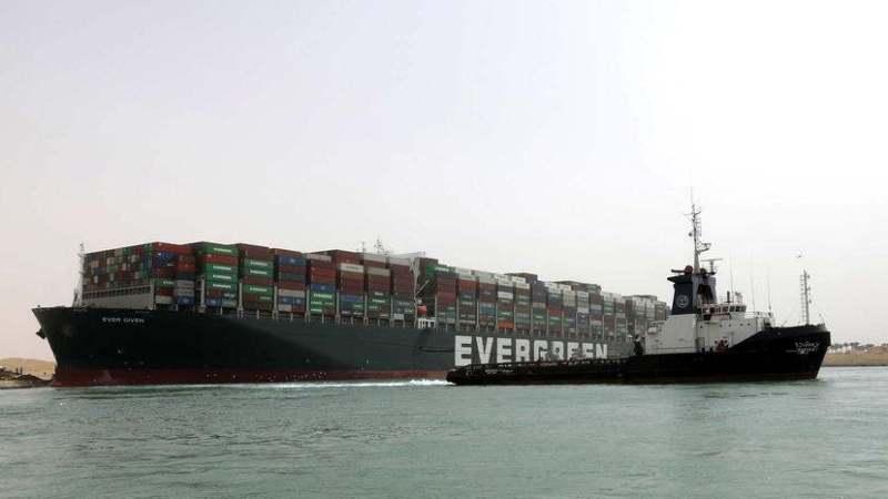 Izvinjenje vlasnika tankera koji je blokirao Suecki kanal 1