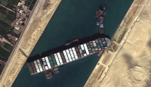 Egipat zaplenio brod koji je blokirao Suecki kanal 1