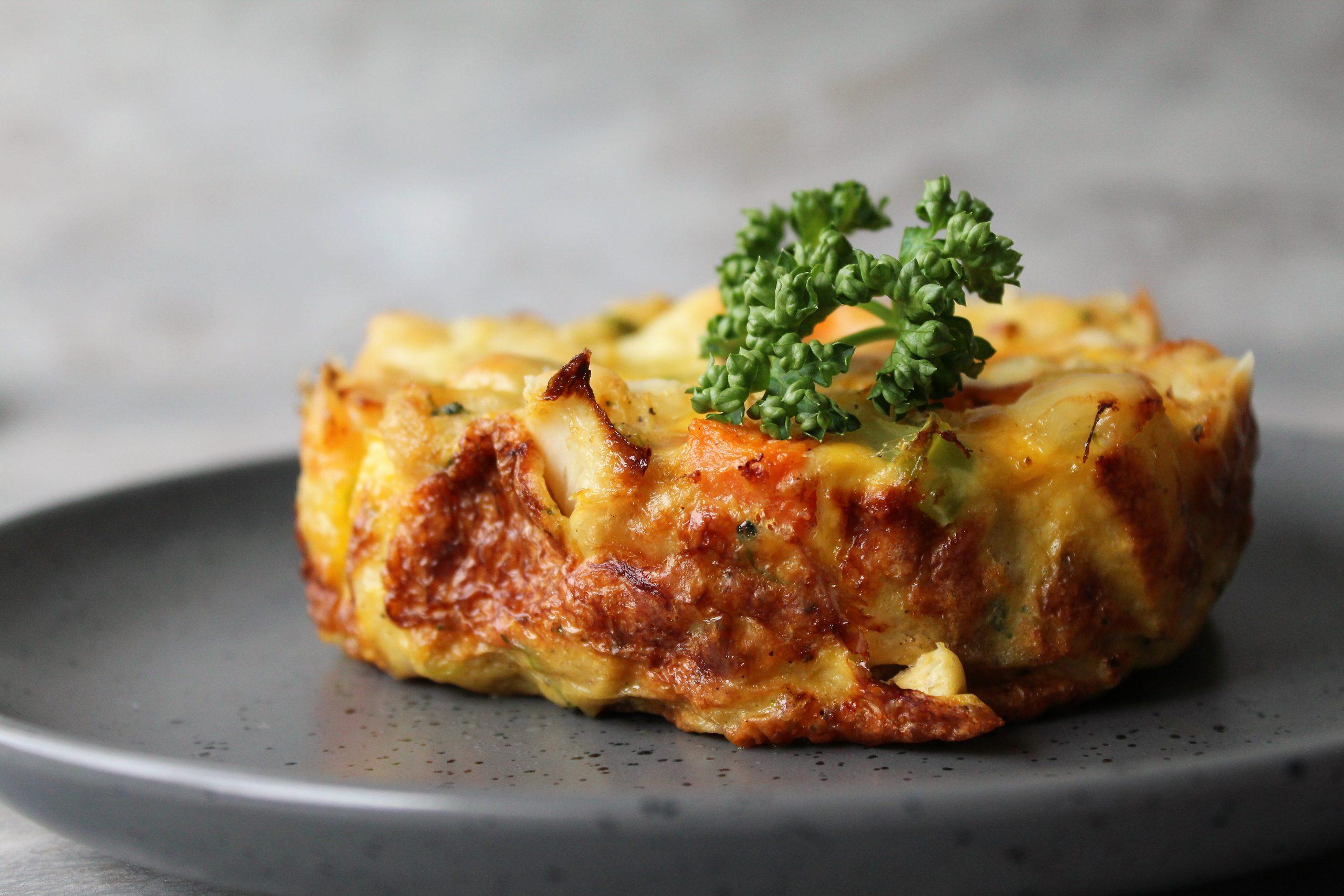 Recept nedelje: Zapečeno povrće 1