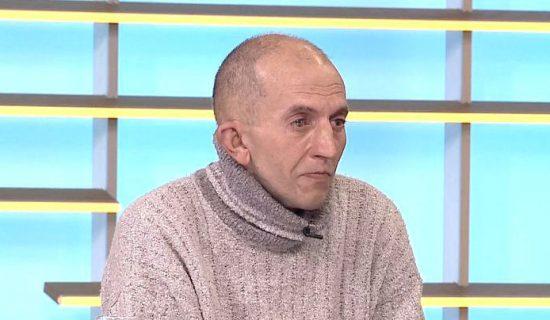 Đorđe Joksimović štrajkuje glađu jer mu ni posle sudske odluke nisu vraćena deca 13