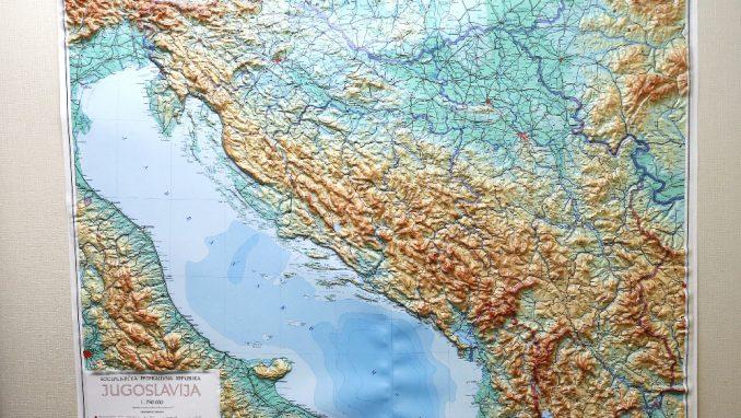 Novo krojenje Balkana (ne) donosi rat 1