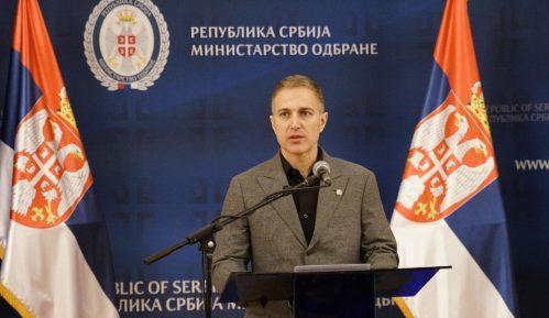 Stefanović: Odluka o obaveznom vojnom roku u septembru ili oktobru 15