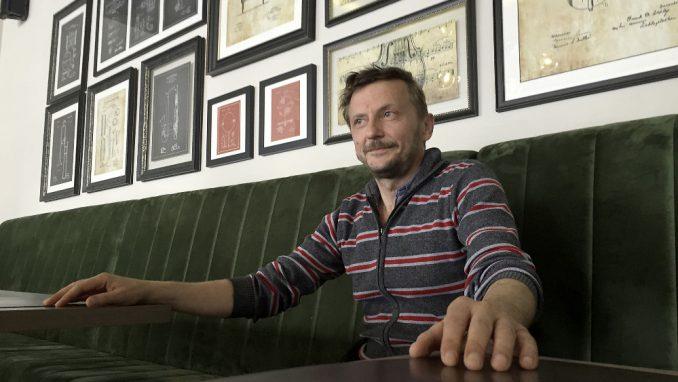 Jovo Maksić: Mi smo neka vrsta nakaradnog fašizma 4