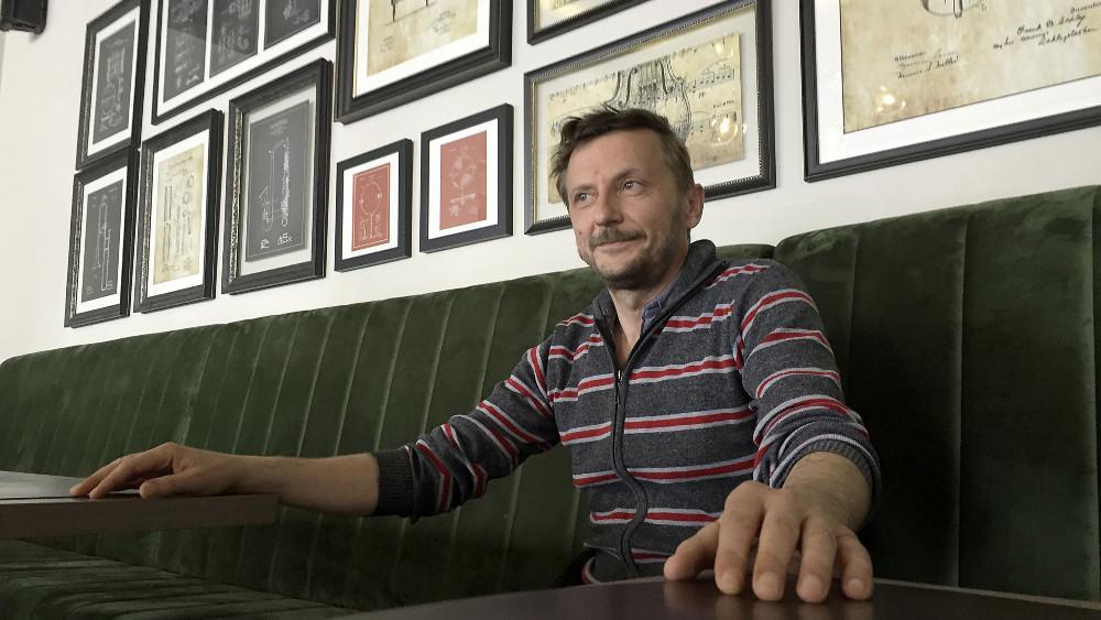 Jovo Maksić: Mi smo neka vrsta nakaradnog fašizma 1