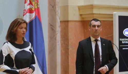 """Dačić nije obavestio EU o """"paralelnom"""" dijalogu 12"""